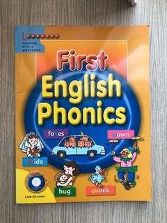 🚚 First English Phonics