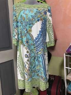 donna morgan dress can fit small to medium frame like new condition