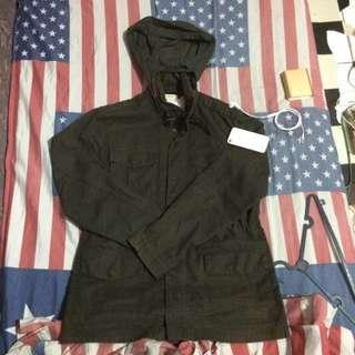 JACKET PARKA ARMY CHINA (free ongkir)