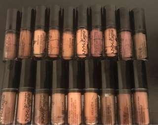 New NYX Lip Lingerie Set