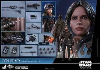 Hottoys MMS405 - Star Wars: Jyn Erso (Deluxe Edition)