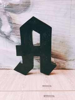 Marquee Letter - A