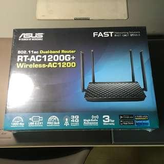 ASUS RT-AC1200G+ (New and Sealed)