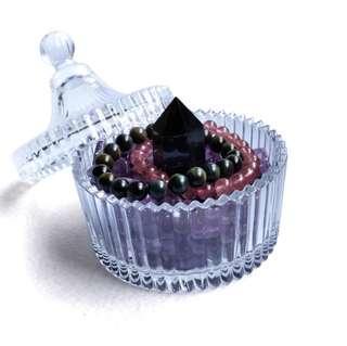 水晶消磁碗 Crystal Cleansing Bowl Set