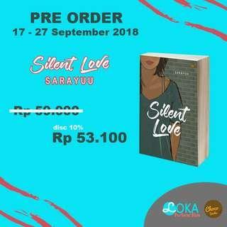 Novel Silent Love (PRE ORDER)