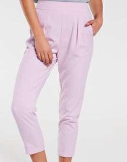 Dotti lilac pants