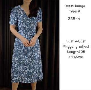 Dress Bunga Lollie Story