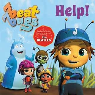 (Brand New) Beat Bugs:  Help!  By: Anne Lamb Paperback  For Ages: 4 - 8 years old