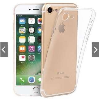 *Brand New* iPhone 7 & 8 Plus + Clear Casing