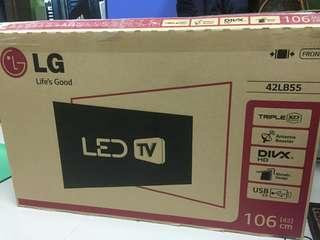 LG led hd tv