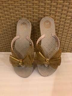 Authentic Zaxy Slippers US5