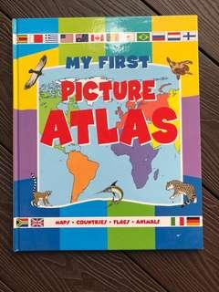 🚚 My First Picture Atlas