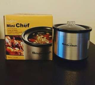 smartech mini chef slow cooker燉鍋