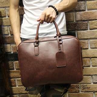 Mens Laptop Messenger Sling Formal Bag