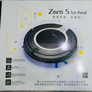 松騰 papago Zero S 吸塵器機器人