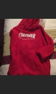🚚 Thrasher X Hype聯名款帽踢