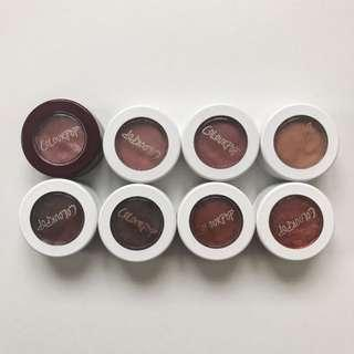 Colourpop Eyeshadow Bundle