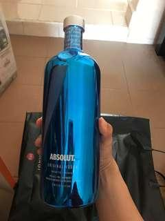 Absolut, special designs. New