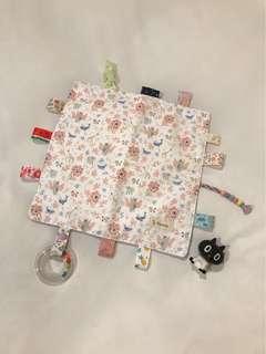 🚚 寶寶安撫巾 手作 韓國棉布
