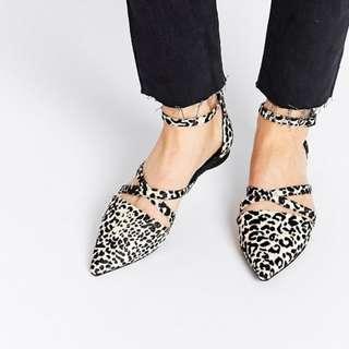 Senso Leopard Flats