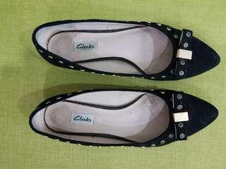 Clarks Women Flat Shoes
