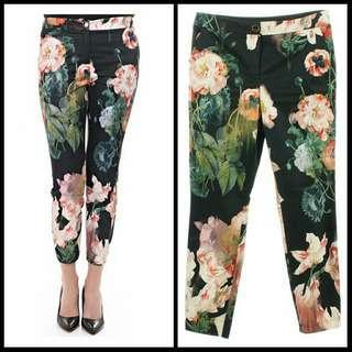 Floral Pants (NETT)