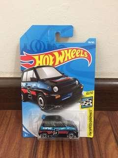 Hot Wheels - Honda City Turbo