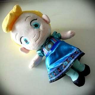 Anna of Frozen Soft Toy
