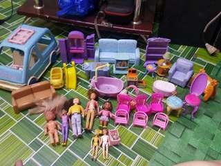 Dollhouse accesories