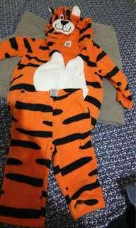 Carter's Tiger Costume