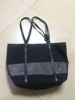 Coach monogrammed  handbag