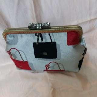 織錦布藝手袋