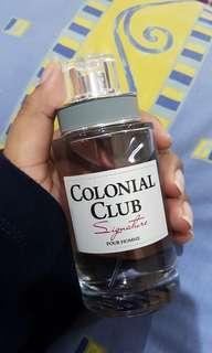 Parfume Colonial Club Signature