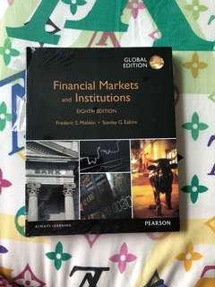 New Segel Pearson Financial Markets and Institutions Edisi 8