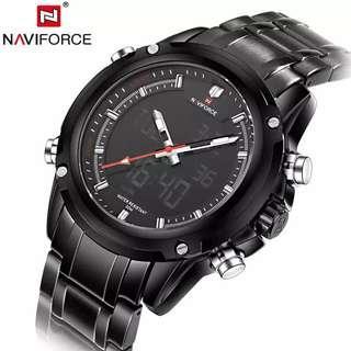 🚚 NAVIFORCE N9050M Fashion Sports Watch