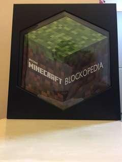 Mojang Minecraft Blockopedia