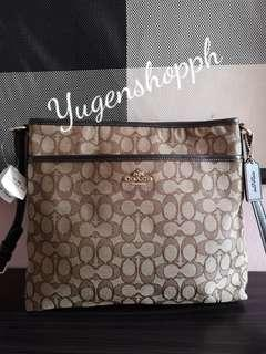 Brand New Sling Coach Bag Authentic