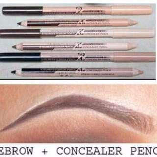 VS EYEBROW & CONCEALER 12 PCS