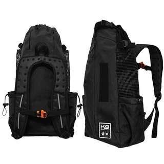 K9 Sport Sack Air  Backpack Black Dog Carrier
