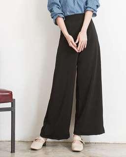 Fashionable zipped long pant