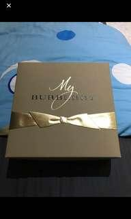 Authentic Brand New Burberry Gift Box