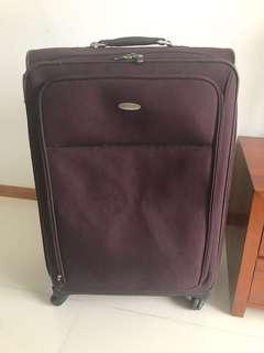 Large Samsonite rolling Luggage