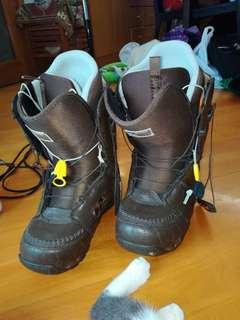 滑雪鞋burton