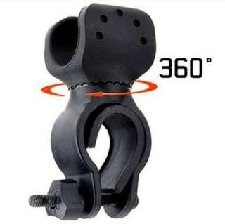 🚚 Torchlight mount/holder for bicycles