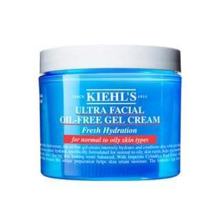 Kiehl's Ultra Facial Oil-Free Gel Cream 125ml