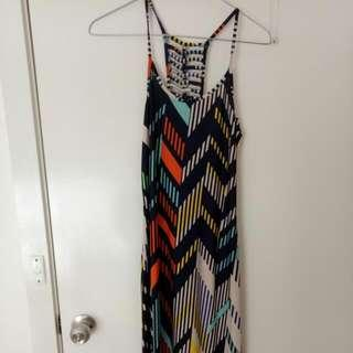 Bailey Blue Maxim Dress
