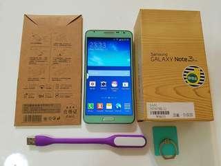 Samsung Note3 neo green