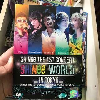 SHINee The 1st Concert: SHINee World In Tokyo