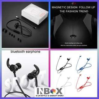 🚚 JOYROOM JR-D4 Stereo Bass Magnetic  Bluetooth Earphone