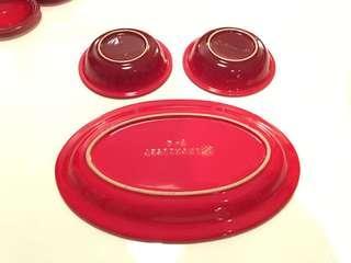Le Creuset LC Apple colour